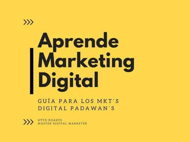 Como aprender Marketing Digital Gratis | Herramientas y mi proceso