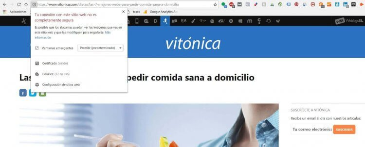 error-mix-content-google-chrome