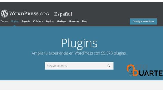 bateria de plugins para wordpress